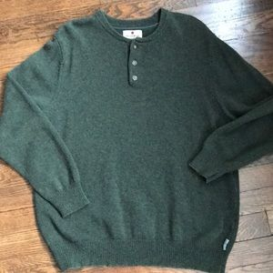 Woolrich Mens Pullover Sweater